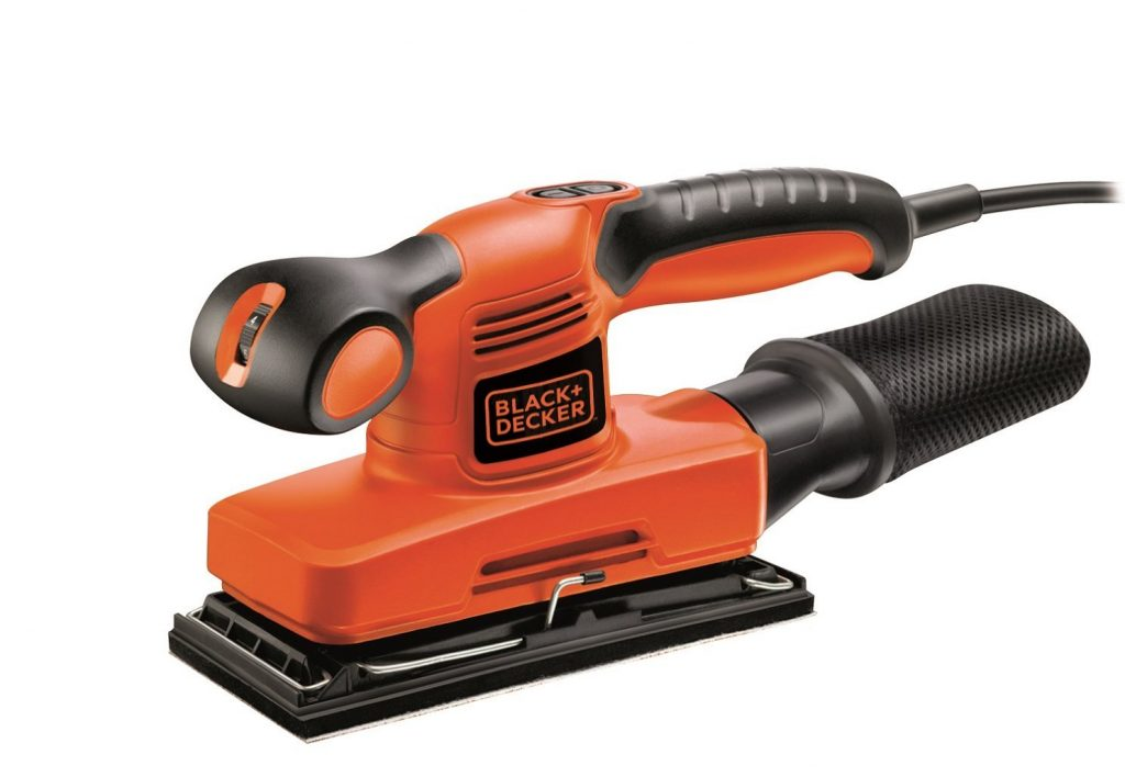 Ponceuse vibrante Black & Decker